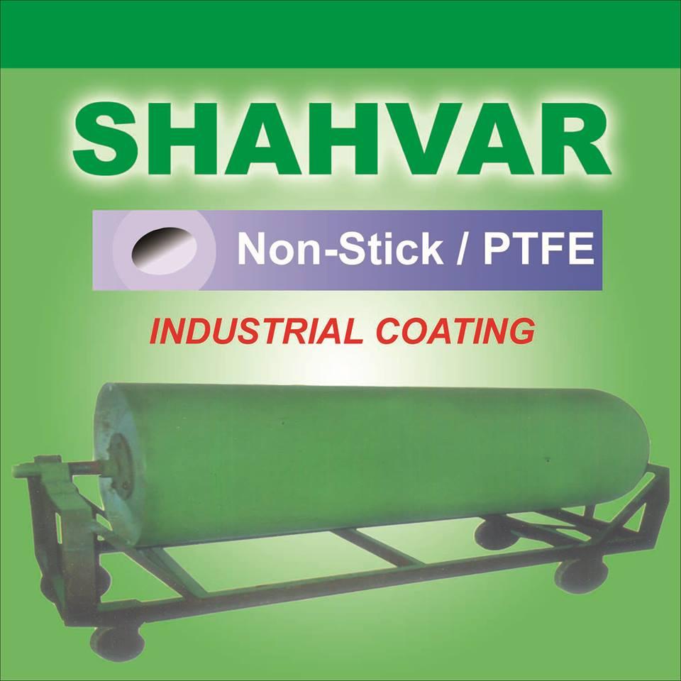 Non-Stick P T F E Industrial Coatings - Raziki : Raziki